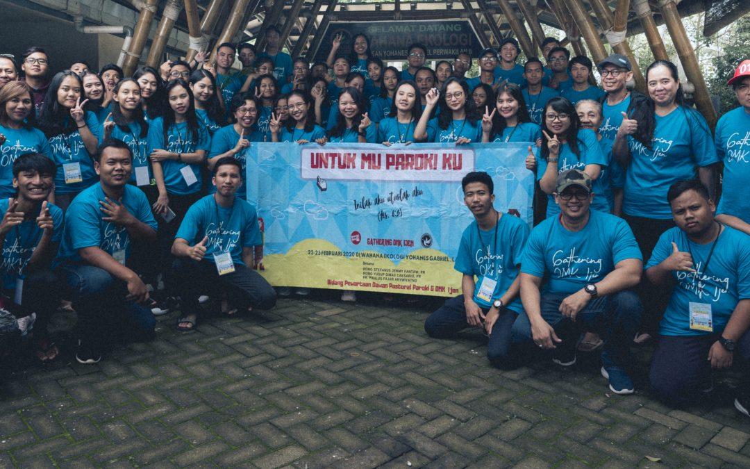 Gathering OMK Katedral Malang 2020