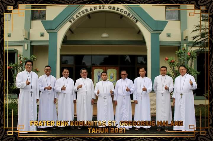 Bina Iman Online Bersama Para Fr. Bunda Hati Kudus (BHK)