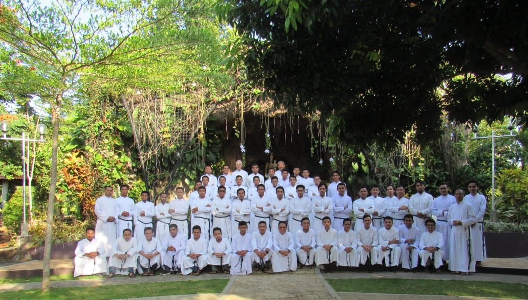 Bina Iman Online Bersama Para Fr. SMM